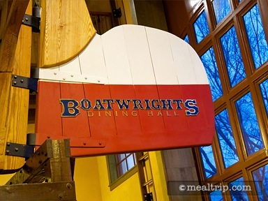 Boatwright's Dining Hall