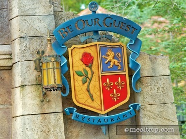 Be Our Guest Restaurant Lunch Reviews