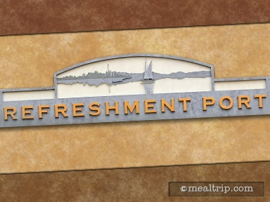 Refreshment Port