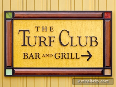 The Turf Club Bar and Grill Reviews
