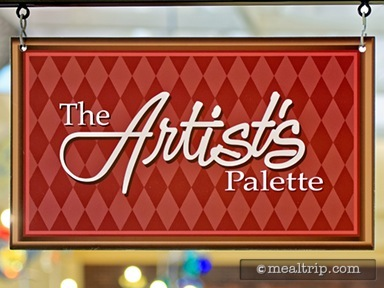 The Artist's Palette Lunch Reviews