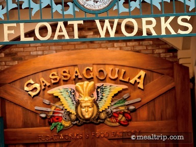 Sassagoula Floatworks and Food Factory Breakfast Reviews