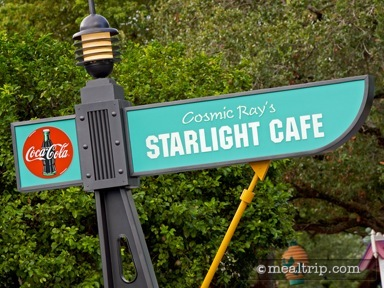 Cosmic Ray's Starlight Café