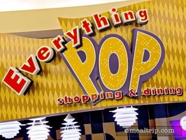 Everything POP Food Court - Breakfast Reviews