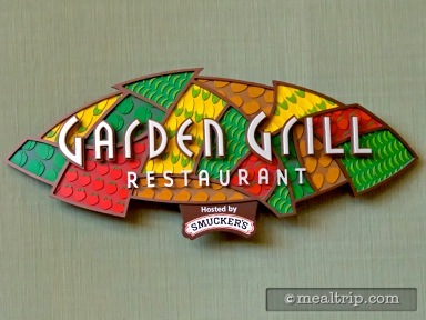The Garden Grill Lunch