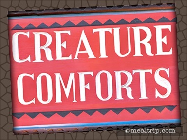 Creature Comforts - Starbucks Reviews