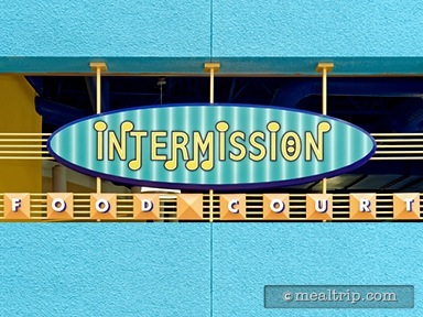 Intermission Food Court - Lunch and Dinner Reviews