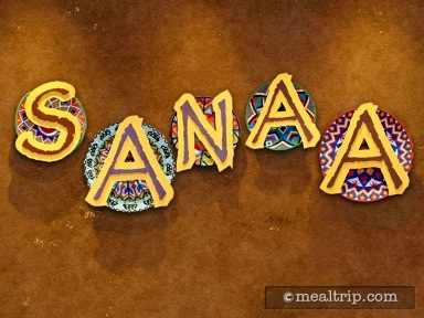 Sanaa - Dinner Reviews