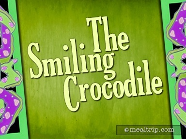 The Smiling Crocodile