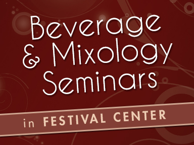 Beverage and Mixology Seminars