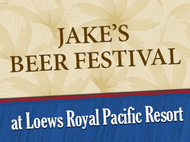 Jake's Beer Festival Reviews