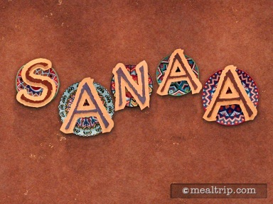 Sanaa - Breakfast Reviews