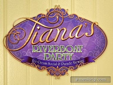 Tiana's Riverboat Party - Ice Cream Social & Viewing Party Reviews