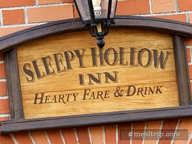 Sleepy Hollow Inn Refreshments