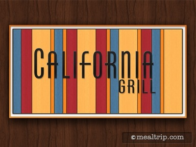 California Grill Dinner Reviews