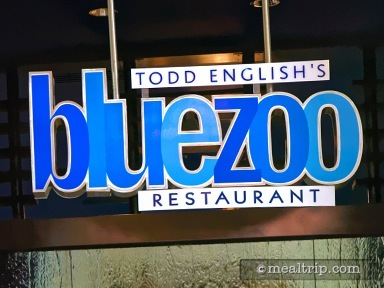 Todd English's bluezoo Signature Dining and Lounge Reviews
