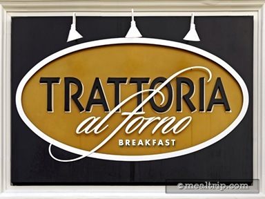 Trattoria al Forno Bon Voyage Adventure Breakfast Reviews