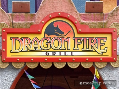 Dragon Fire Grill & Pub Reviews