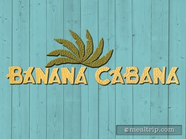 Banana Cabana Pool Bar